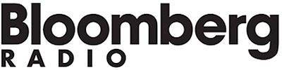 Bloomberg Radio logo.