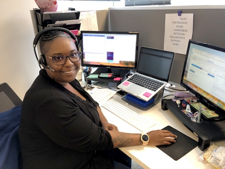 Khisha Crosby, CPhT, Rx Savings Solutions Pharmacy Support