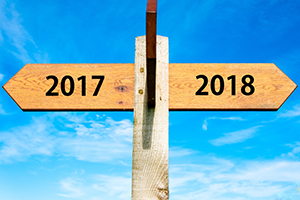 Memorable 2017 Paves the Way for a Monumental 2018