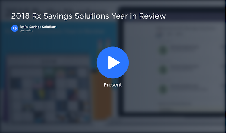 2018 Rx Savings Solutions Year in Review